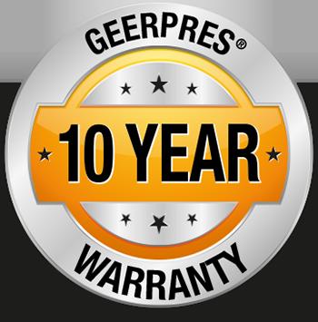 10yr Warranty icon
