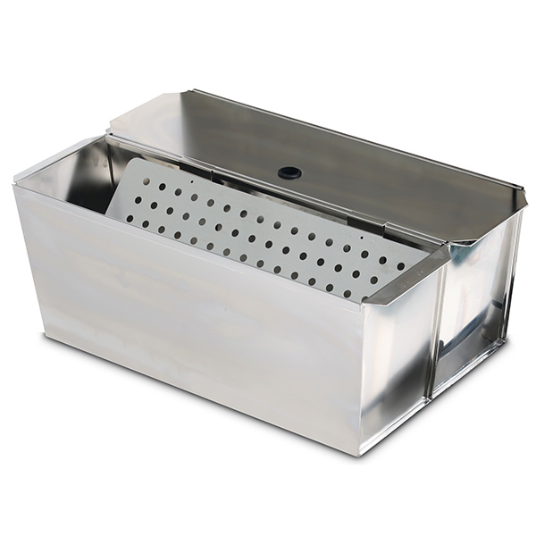 stainless steel flat mop bucket