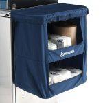 Cart with Dry Dock 2-Shelf Storage