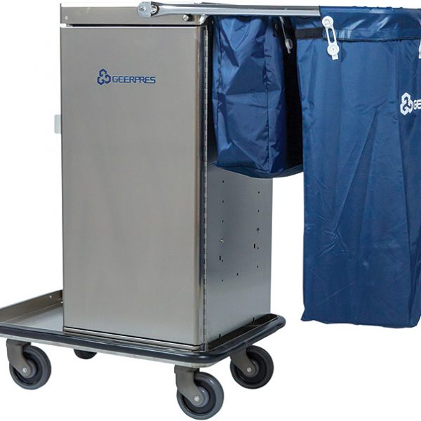 Cart with Microfiber Bag System Option
