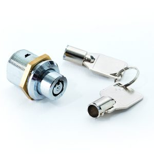 Lockset and key
