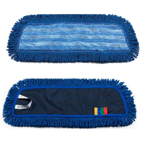 Click Dust Mop with Fringe