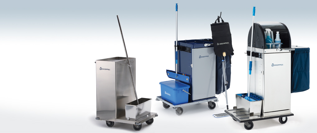 Environmental Services (EVS) Carts