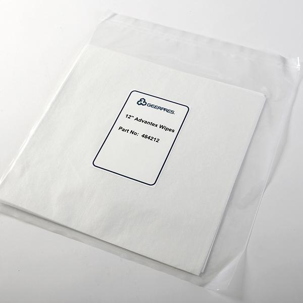 Advantex Disposable Non-Woven Microfiber Flat Wipe